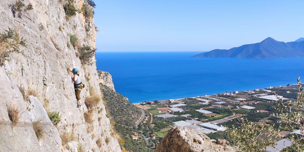 Kletterurlaub Griechenland